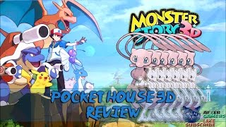 monster story 3d pocket house 3d pk house 3d monster story games review