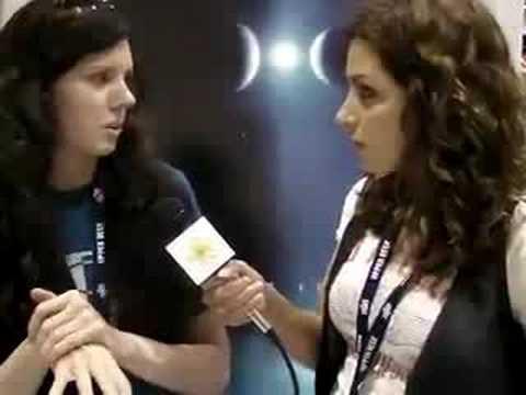 COMIC-CON 2008: Jessica Mae Stover Interview Artemis Eternal