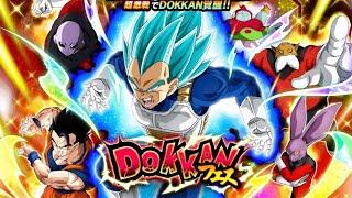 DID WE GET HIM?! Super Saiyan Blue Evolution Vegeta Summons! Dragon Ball Z Dokkan Battle