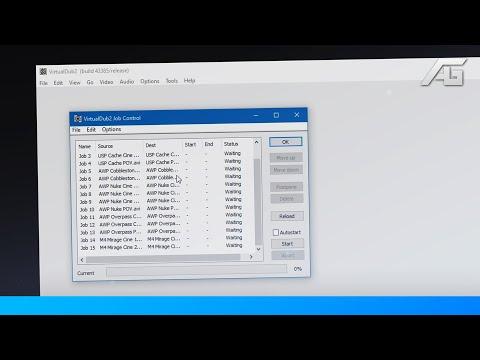 CS:GO Editing Tutorials #65 - Uncompress/Compress Clips (VirtualDub) thumbnail