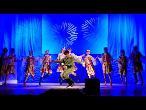 865 Танцевальный коллектив Сентябрь п Сява г о г Шахунья Как родная меня мать провожала
