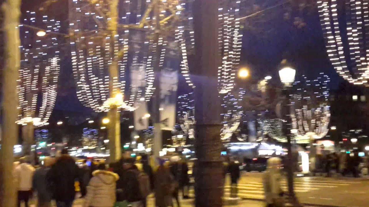 Paris Weihnachtsmarkt.Weihnachtsmarkt Paris