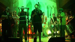 Projeto Polirritmia - Iluaye, Voz da Massa, Zé do Caroço (Aos Democratas - 20-03-2011)
