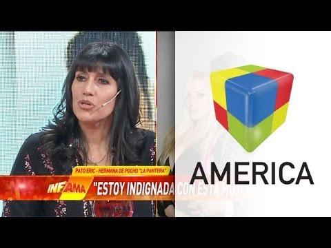 Guerra declarada entre la hermana de Pocho La Pantera y Linda, la supuesta amante del cantante