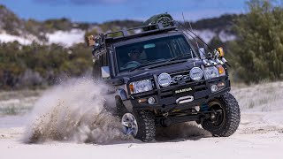 Engineered for 4x4ers - Ultima 215 LED Driving Lights