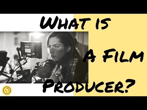 What is a Film Producer   What Do Film Producers Do?