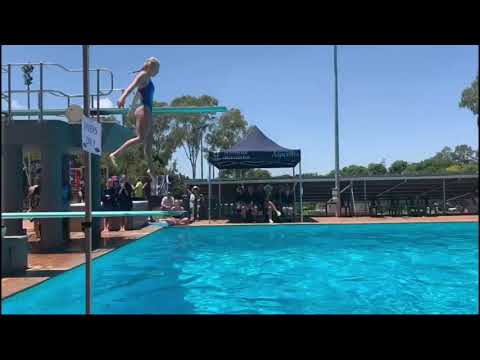 Bailey Heydra (South Africa) -Diving recruitment / recruiting video - class of 2022
