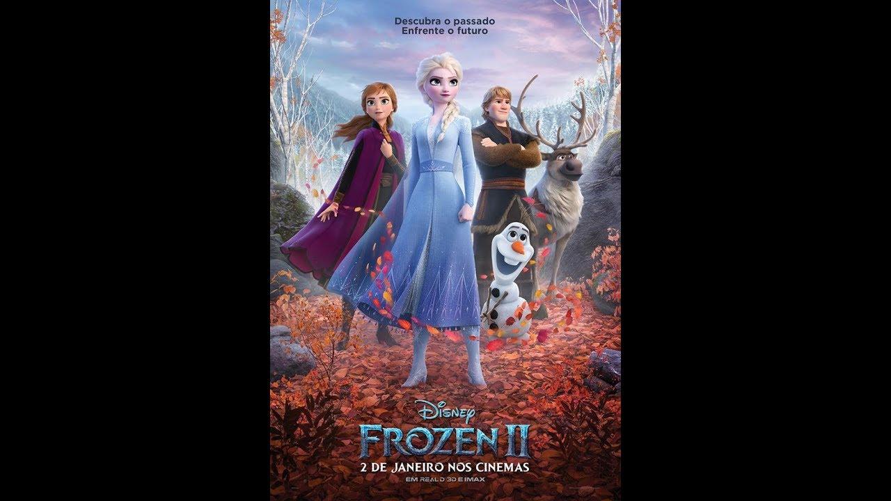 Frozen 2 filme completo link para download online - YouTube
