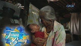 Tunay na Buhay: 93-taong gulang na lola, mag-isang inaalagaan ang apong may kapansanan
