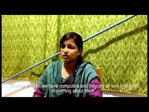 Film Short - Case Studies of Slum Children at an After School Project