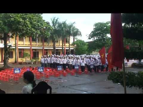 Trường THCS Bạch Hạc-Lễ đón học sinh lớp 6_part 2