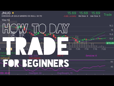 How To Trade Penny Stocks For Beginners | Penny Stock Investor