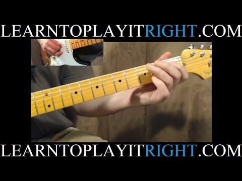 Guitar Licks - Lesson 5