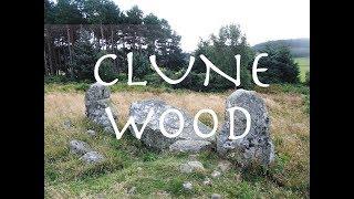 Clune Wood Stone Circle, Banchory, Aberdeenshire, Scotland.