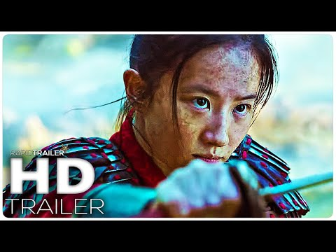 MULAN Official Trailer #2 (2020) Disney, Live-Action Movie HD