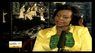 Maite Nkoana-Mashabane hosting Chinese embassy
