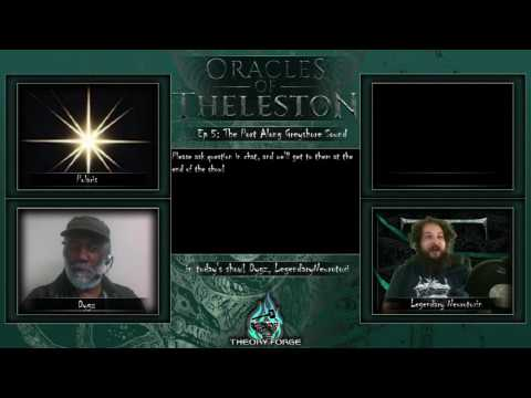 Oracles of Theleston - Episode 5: The Port Along Greyshore Sound