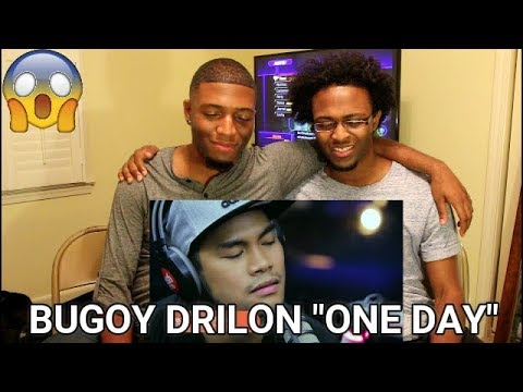 """Bugoy Drilon covers """"One Day"""" (Matisyahu) LIVE on Wish 107.5 Bus (REACTION)"""