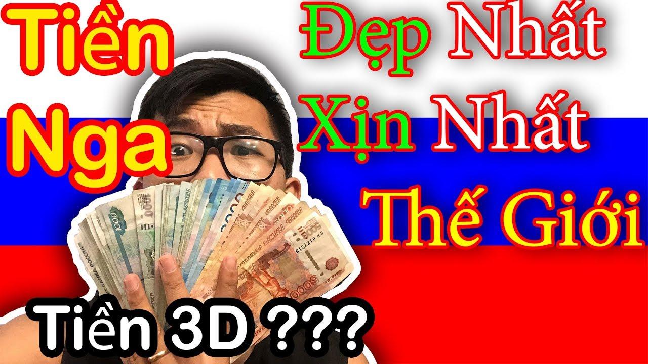 #49 DT Vlog | Tiền Nga Đẹp Và Xịn Nhất Thế Giới ??? | Cuộc Sống Nga