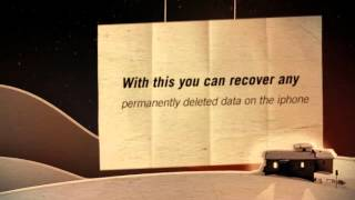 iPhone en iPad Data Recovery Software