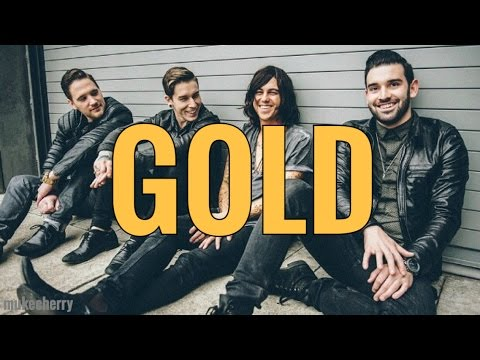 Gold - Sleeping With Sirens