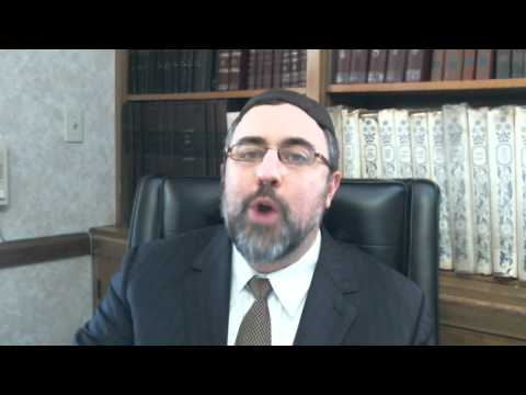 Torah Video Vort - Korach - Rabbi Etan Tokayer