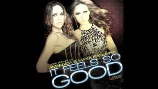 Amannda - It Feels So Good (Audio) ft. Maya Karunna