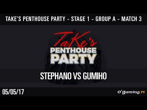 Stephano vs GuMiHo - Take TV Penthouse Party #2 - Stage 1 -  Group A - Match 3 - Starcraft 2