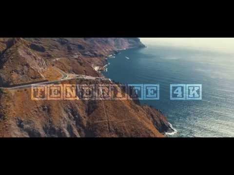 Tenerife in 4K