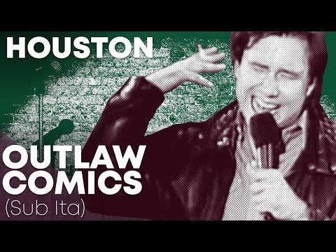 Bill Hicks - Houston, Outlaw Comics 1985 (sub ita) music