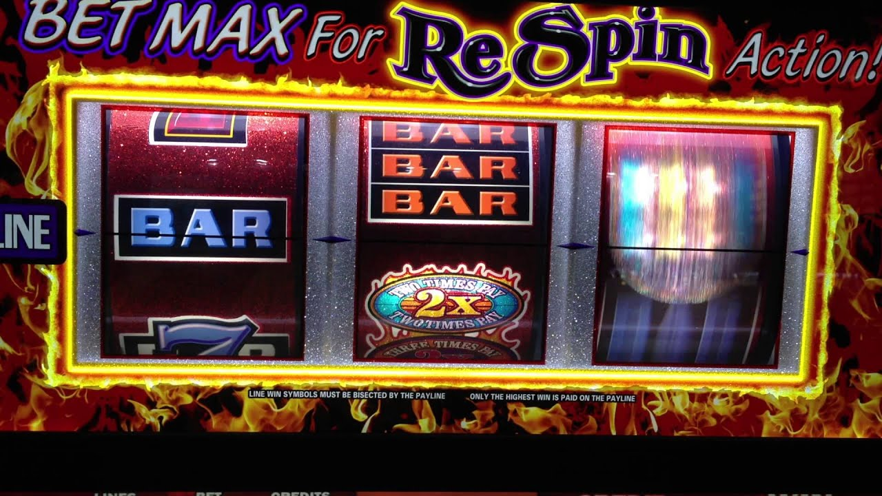 Red Hot Slots Machine