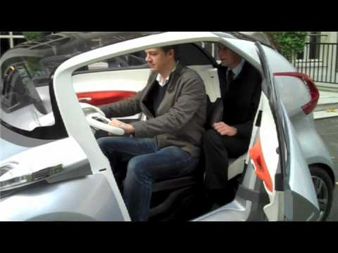 Peugeot Bb1 Electric Car What Car Youtube
