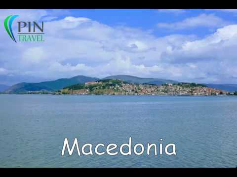 Hotel Bellevue 4* Jezioro Ochrydzkie -  Macedonia Pin Travel