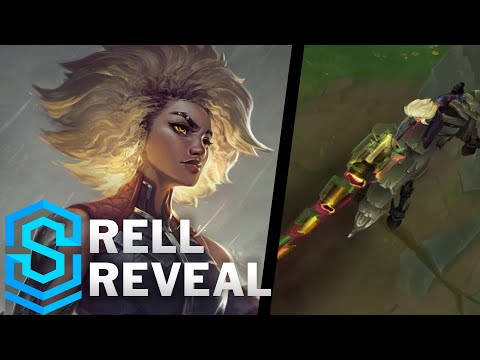 Rell Ability Reveal | New Champion