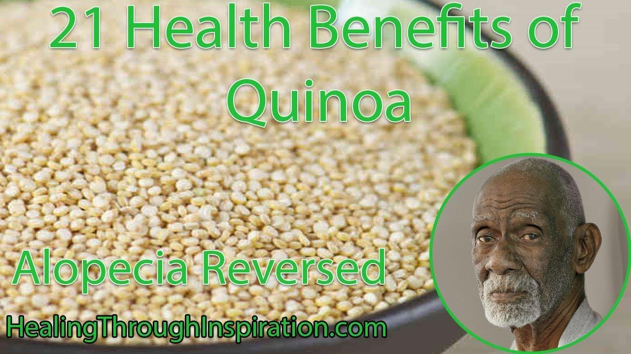 Dr Sebi Diet Alopecia Reversed 21 Health Benefits of Quinoa Alkaline