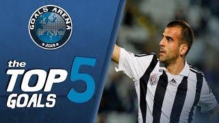 TOP 5 GOALS 19 kolo JSL 2013 14