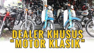 Video Tempat Berburu Motor Klasik (Dealer Spesial) | OtoFreak #WISATAOTOMOTIF download MP3, 3GP, MP4, WEBM, AVI, FLV Agustus 2018