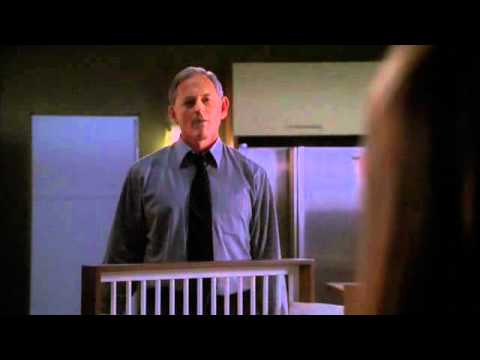 Jack and Sydney assemble crib Alias Victor Garber Jennifer Garner