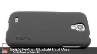 Incipio Feather Ultralight Hard Case for Samsung Galaxy S4