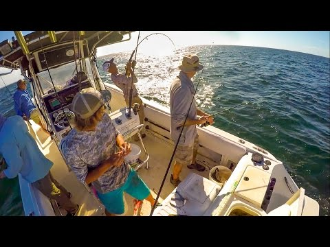 Offshore Fishing With Unreel Fishing Charters - Marco Island, FL
