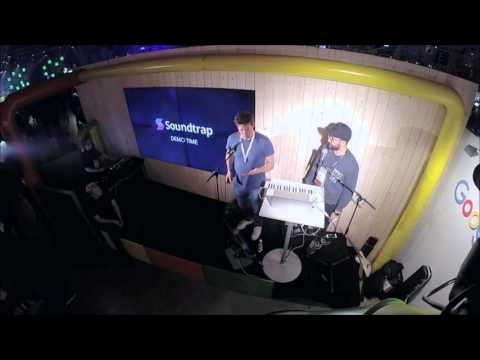 Soundtrap demo; Google technology enabling collaborative music making in the cloud   Per Emanuelsson