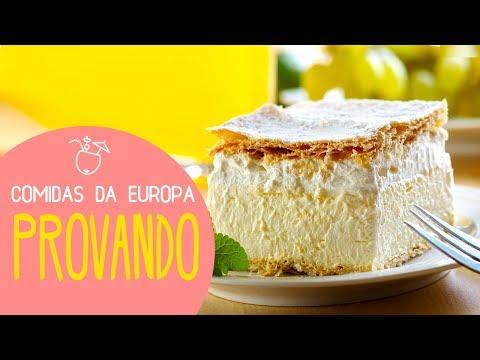 Experimentando comidas tradicionais da Europa | Eurotrip | Rachel Travel Tips