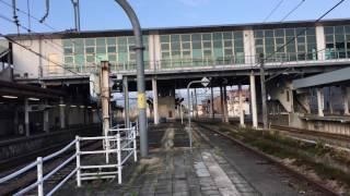 上越線・北越急行 六日町駅