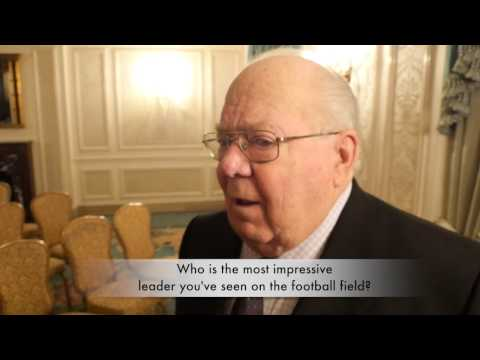 Verne Lundquist Reminisces On The Lessons Of Football