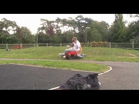 Horsham Movement Summer Training Part 1 (Parkour &...