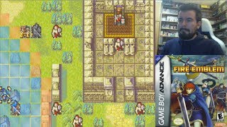 FIRE EMBLEM (Game Boy Advance) - Gameplay en Español GBA