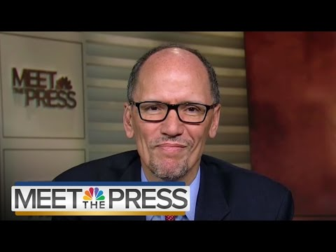 New DNC Chair Tom Perez: 'We Have To Rebuild' Democratic Party (Full) | Meet The Press | NBC News