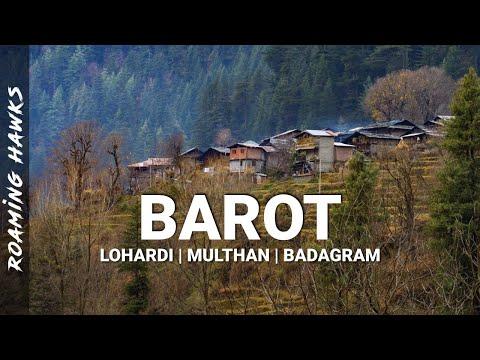 Exploring Barot Valley, Himachal Pradesh