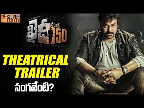 Khaidi No 150 Trailer Hot Topic | Latest...