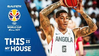 Carlos Morais - ULTIMATE Mixtape - Top Plays from FIBA Basketball World Cup 2019 Qualifiers